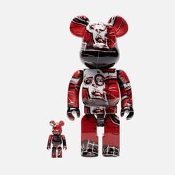 Игрушка Medicom Toy Jean-Michel Basquiat Ver. 5 100% & 400%