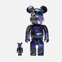 Игрушка Medicom Toy Jean-Michel Basquiat Ver. 7 100% & 400%