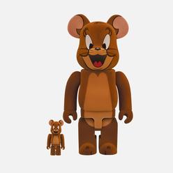Игрушка Medicom Toy Jerry Flocky 100% & 400%