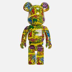 Игрушка Medicom Toy Bearbrick Keith Haring Ver. 5 1000%