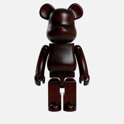 Игрушка Medicom Toy Bearbrick Karimoku Rosewood 1000%