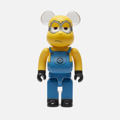 Игрушка Medicom Toy Bearbrick Minion Kevin 400%