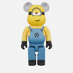 Игрушка Medicom Toy Bearbrick Minion Stuart 1000%