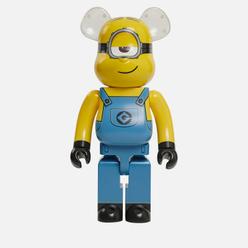 Игрушка Medicom Toy Bearbrick Minion Stuart 1000%