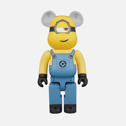 Игрушка Medicom Toy Bearbrick Minion Stuart 400%