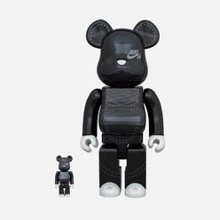Игрушка Medicom Toy Nike SB 2020 Black 100% & 400%