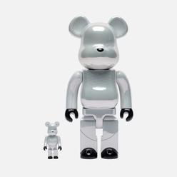 Игрушка Medicom Toy Nike SB 2020 White 100% & 400%