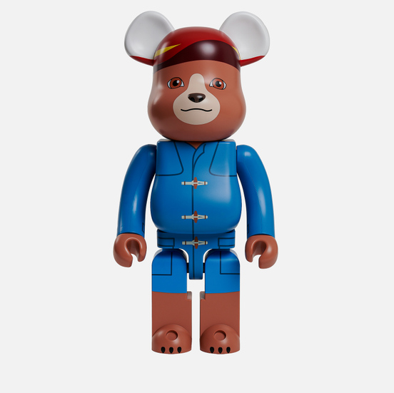 Игрушка Medicom Toy Bearbrick Paddington 1000%