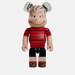 Игрушка Medicom Toy Bearbrick x Peanuts Linus 1000%