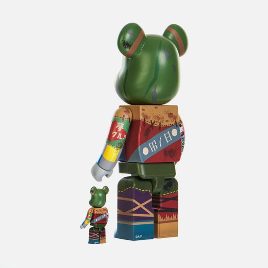 Игрушка Medicom Toy Poupelle 100% & 400%