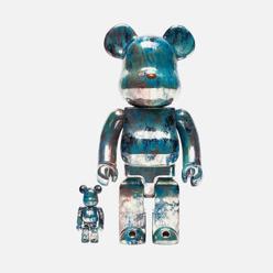 Игрушка Medicom Toy Pushead 5 Water Print 100% & 400%