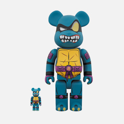 Игрушка Medicom Toy Bearbrick Slash 100% & 400%