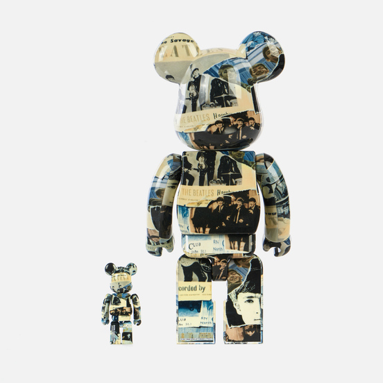 Игрушка Medicom Toy The Beatles Anthology 100% & 400%