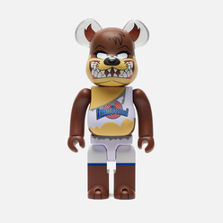 Игрушка Medicom Toy Bearbrick x Space Jam Devil 400%