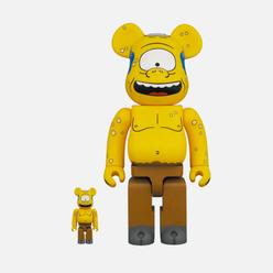 Игрушка Medicom Toy The Simpsons Cyclops Wiggum 100% & 400%