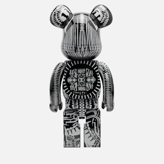 Игрушка Medicom Toy H.R. Giger Black Chrome 1000%