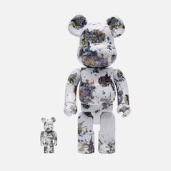 Игрушка Medicom Toy Jackson Pollock Studio Splash 100% & 400%