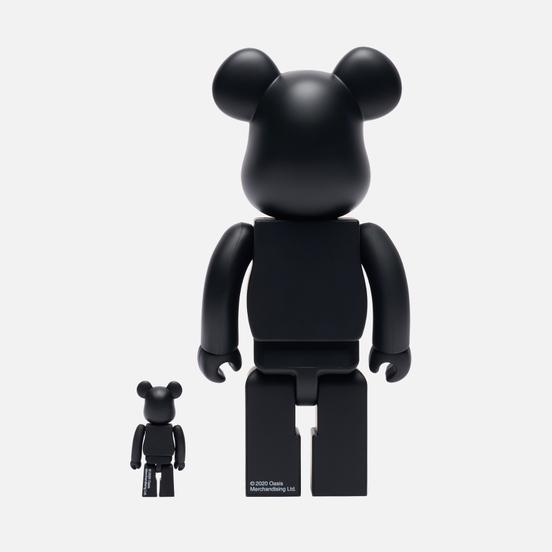 Игрушка Medicom Toy Oasis Black Rubber Coating 100% & 400%
