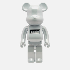 Игрушка Medicom Toy Oasis White Chrome 1000%