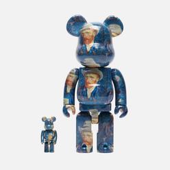 Игрушка Medicom Toy Van Gogh Museum Self-Portrait 100% & 400%