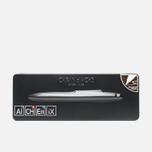Механический карандаш Caran d'Ache Alchemix 0.7 Wenge фото- 4