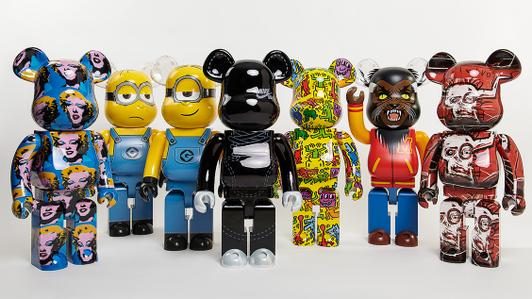 Medicom Toy: дизайнерские игрушки