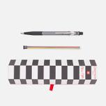 Caran d'Ache x Mario Botta Office 0.2 Classic Pencil Black photo- 0