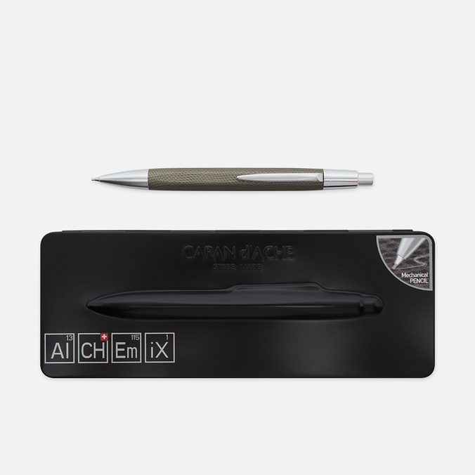 Механический карандаш Caran d'Ache Alchemix 0.7 Reptile