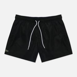 Мужские шорты Lacoste Light Quick-Dry Swim Black/Navy Blue