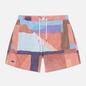 Мужские шорты Lacoste Lace-Up Waist Print Swim Groseiller/Multi-Color фото - 0