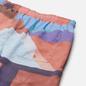 Мужские шорты Lacoste Lace-Up Waist Print Swim Groseiller/Multi-Color фото - 2