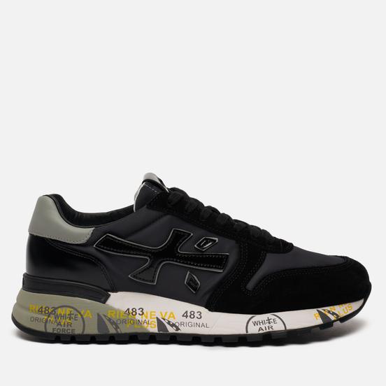 Мужские кроссовки Premiata Mick 5017 Black