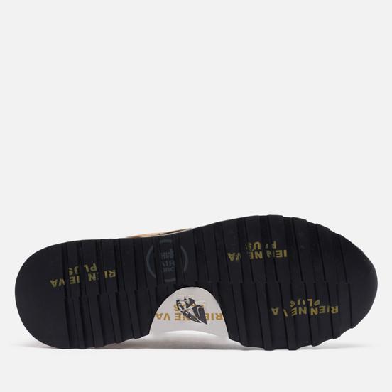 Мужские кроссовки Premiata Mick 5337 White/Black