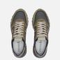 Мужские кроссовки Premiata Mick 5338 Grey/Olive фото - 1