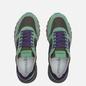Мужские кроссовки Premiata Mick 5340 Olive Green/Mint/Purple фото - 1