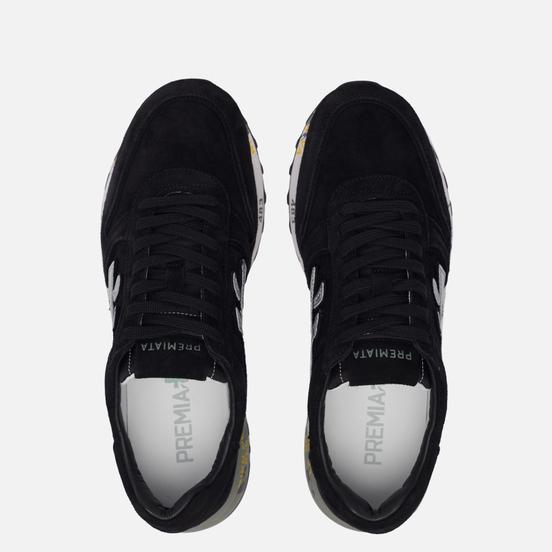 Мужские кроссовки Premiata Mick 4015 Black