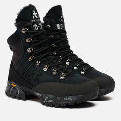 Женские ботинки Premiata Midtreck-d 184 Black
