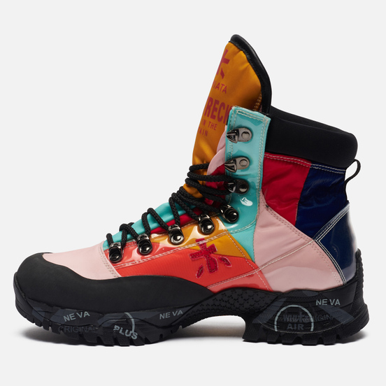 Женские ботинки Premiata Midtreck-d 202 Multicolor