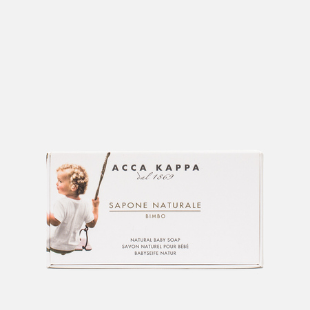 Мыло Acca Kappa Sapone Naturale 100g
