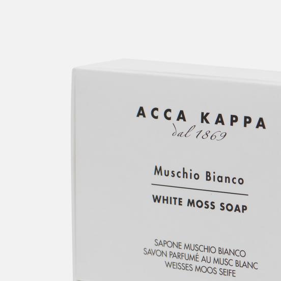 Мыло Acca Kappa White Moss Small