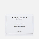 Мыло Acca Kappa White Moss 100g фото- 0