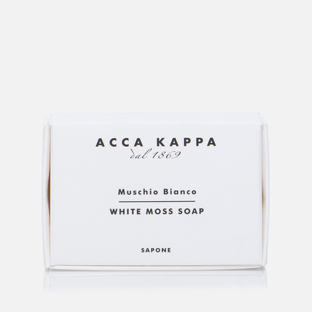 Мыло Acca Kappa White Moss 100g