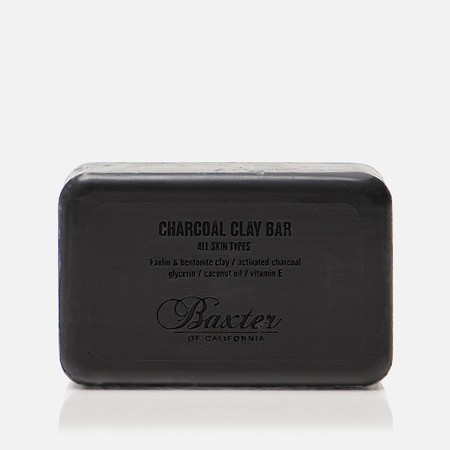 Мыло Baxter of California Deep Cleansing Bar Charcoal Clay 198g