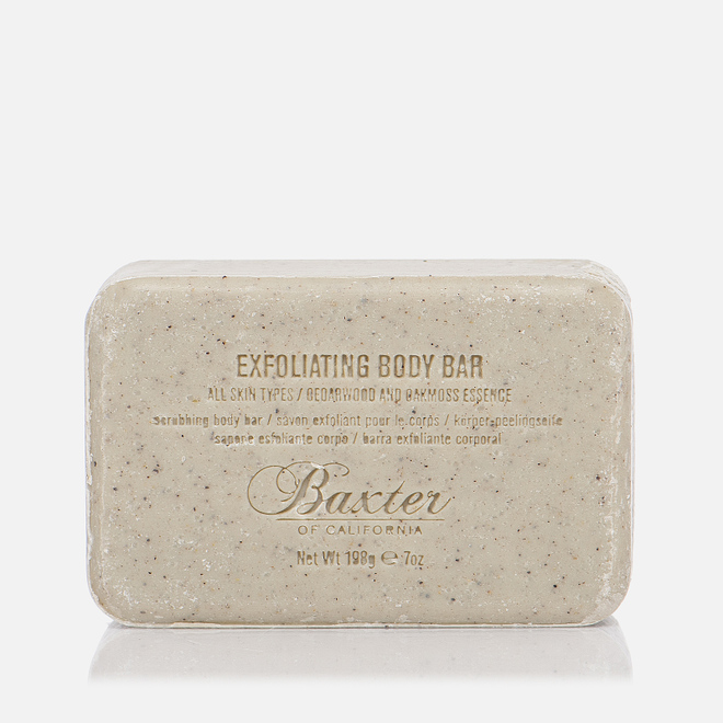 Мыло-скраб Baxter of California Exfoliating Body Bar 198gr