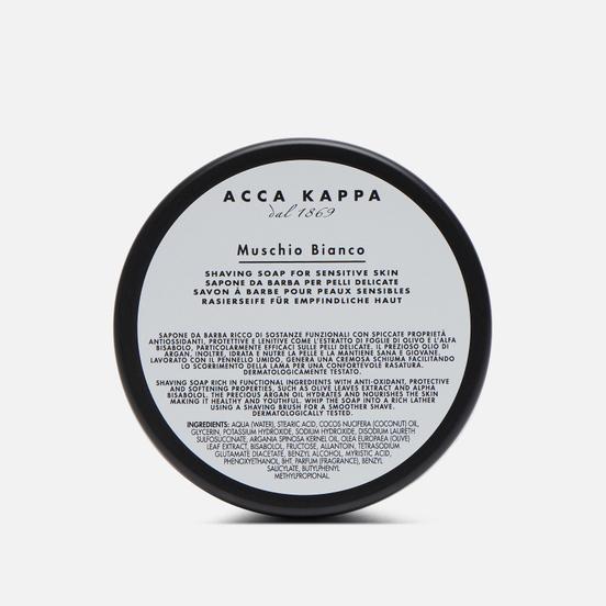 Мыло для бритья Acca Kappa White Moss