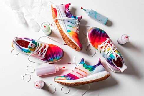"adidas × Nice Kicks Ultraboost  ""Woodstock"": яркое 50-летие"