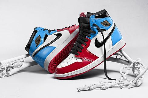 "Air Jordan 1 Retro High OG ""Fearless"": бесстрашный дуэт"