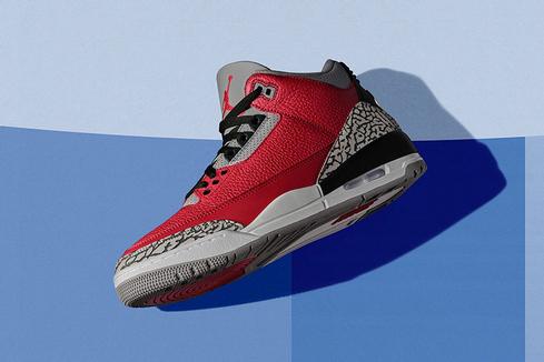 """Air Jordan 3 """"Unite"""": объединяя лучших"""