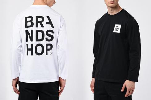 BRANDSHOP: второй дроп одежды