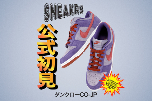 "Nike Dunk Low ""Plum"": из 2001-го в 2020-й"